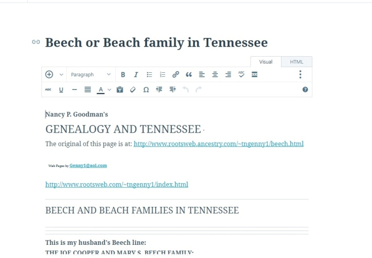 cropped beech or beach family