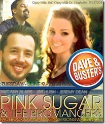 pink sugar