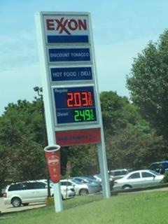 Gas Prices In Tennessee >> Gas Prices Nashville Tn Area July 11 2017 Nancyg43blog